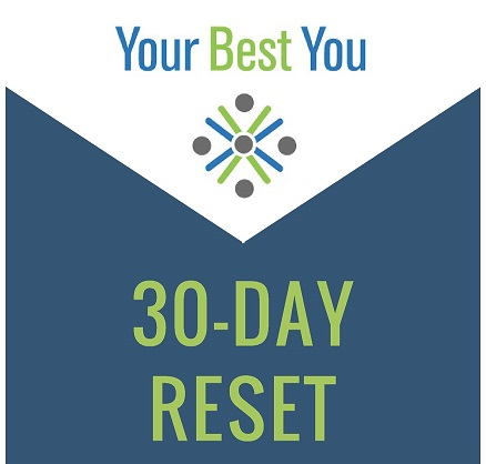 30 day reset graphic